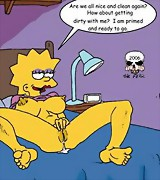 Simpsons mom